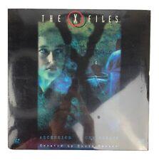 "The ""X"" Files: Ascension / One Breath Laserdisc David Duchovny SEALED Season 2"