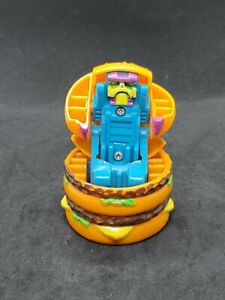 Transformers Mc Donalds Big Mac Changeables Vintage Happy Meal Promo 1990s
