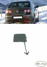 VOLKSWAGEN PASSAT B6 2005 - 2010 NEW REAR BUMPER TOW TOWING EYE HOOK COVER CAP