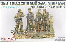 1/35 Dragon 6143 - German 3rd Fallschirmuager Division Ardennes 1944 Model Kit
