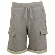 Replay boys grey cotton shorts age 6