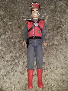 CAPTAIN SCARLET 12 INCH ACTION FIGURE WITH SOUND