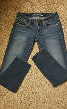 American eagle 🦅 skinny stretch jeans size 2 Short