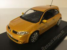 Norev Renault Megane RS 2004 Yellow Sirius 1/43 517635