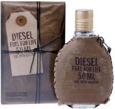 Diesel Fuel For Life For Men. Eau De Toilette Spray 1.7 oz