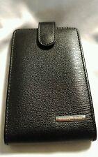 Ermenegildo Zegna Blackberry Leather Case