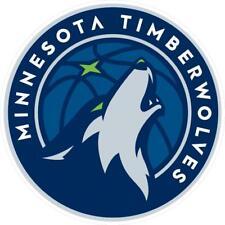 Minnesota Timberwolves Wall Decal Sticker Decorative NBA Bedroom Vinyl Sports