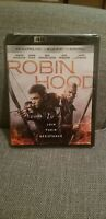 Robin Hood (4k Ultra HD/Blu-ray/Digital,2018) New Same day Shipping read