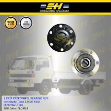 1 Pair Free Wheel Bearing Hub For Mazda Titan T3500 4WD 34 Spline (8-97062-018)