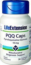 Life Extension PQQ Caps 10 mg 30 Veg Caps - US SELLER - Pyrroloquinoline Quinone