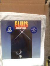 """LP """"Moody Blue"""" - Elvis Presley - RCA #AFL1-2428"""