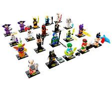 LEGO Minifigures Batman Movie Series 2 Complete Set of 20 #71020