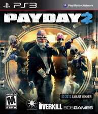 Payday 2 PS3 New