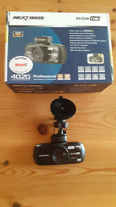 Nextbase NBDVR402G Dashcam - Boxed and Includes a Scan Disk 32 GB Micro Card