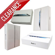 Apple iPad mini 2,3,4,Air 1,2 128GB,64GB,32GB,16GB WiFi+4G Cellular Latest Model