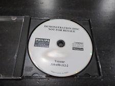 Philips CDI Voyeur Demostration Disc Demo Disc Video Game CD-I RARE