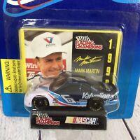 1996 Racing Champions Mark Martin Ford Thunderbird Nascar 1:64 Die Cast Car # 6