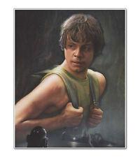Star Wars Luke Skywalker Dagobah Empire Strikes Back 16x20 Poster Giclee Print