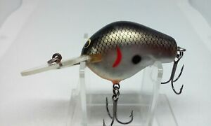 """VINTAGE Bagley Diving D B1 Tennessee Shad TS 1 3/4"""" Deep Crankbait fishing Lure"""
