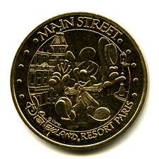 77 DISNEY Main Street, 2004, Monnaie de Paris