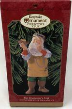 Hallmark Keepsake Club Ornament Toymaker's Gift Mint in Box FREE Shipping