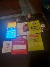 Samsung Galaxy A10e SM-A102U - 32 GB - Black (straight talk) (Single SIM)