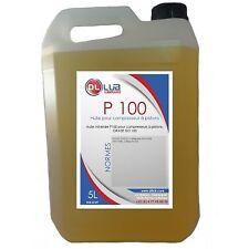 HUILE COMPRESSEUR MINÉRALE P 100 5 litres