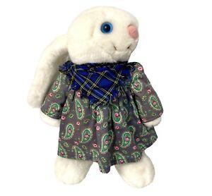 "Hares Esther Bunny Plush Vintage 1983 North American Bear Co. 13"" Stuffed Animal"