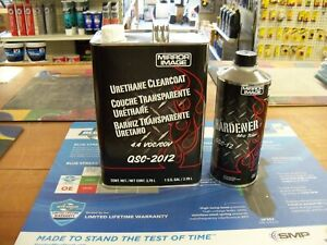 PPG PAINT VALSPAR MIRROR IMAGE URETHANE CLEARCOAT MADE IN THE USA