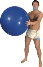 Adult Mens Big Baby Stag Do Night Nappy Pin Dummy Fancy Dress Costume Outfit Kit