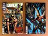 Hawkman #4 Main Cover + Dale Keown Variant Set DC Comics 2018 NM