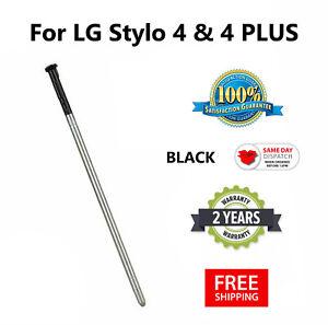 LG Stylo 4 & Plus Stylus New Replacement Digitizer Touch S Pen Pencil Q710 BLACK