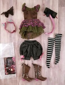 VOLKS SD SD13 Super Dollfie Opera Pink Cat 2010 Exclusive (COMPLETE OUTFIT)