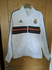 Real Madrid Tracksuit Jacket Medium
