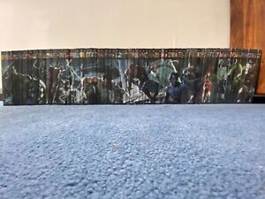 Marvel The Ultimate Graphic Novels Collection