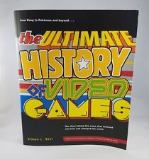 The Ultimate History of Video Games : From Pong to Pokemon and Beyond... m1