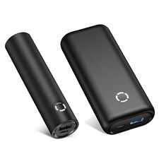 5000mAh 10000mAh Portable Power Bank Dual USB Battery Charger for Cell Phone NEW