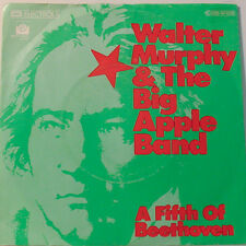 """WALTER MURPHY & GRANDE APPLE BAND A FIFTH OF BEETHOVEN [F336] 7""""SINGLES"""