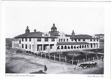 """~Post Card~""""The Livestock Exchange Building"""" -1903- @ Ft.Worth, Texas (A19-14)"""