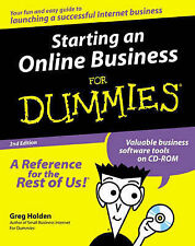 Starting an Online Business For Dummies by Greg Holden (Mixed media product, 20…