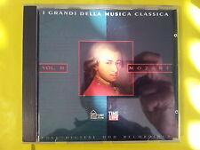 MOZART W. A. - I GRANDI DELLA MUSICA CLASSICA. VOL. 2. CD.
