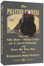 The Phantom Express (1932) - Starring Sally Blane & William Collier On DVD!