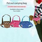 Portable Pet Dog Puppy Carrier Backpack Outdoor Travel Carrying Shoulder Bag