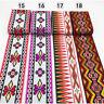 7 Yards Vintage Jacquard Embroidered Trim Border Ribbon Braid Trimmings Crafts