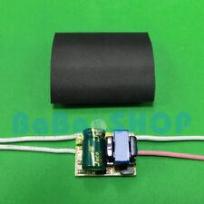 AC Driver 85-265V Power Supply 1x3W for LED Lamp 600mA Light GU10 E27 3W