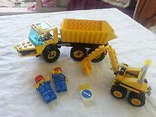LEGO 6581 Dig 'N' Dump complet sans notice