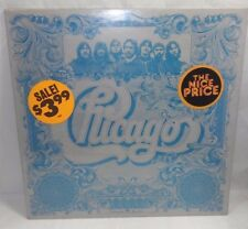 CHICAGO VI 1973 Classic RARE SEALED MINT LP Terry Kath COL #PC 32400 HORNS