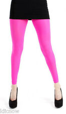 Pamela Mann - Footless Tights - 50 Denier - Flo Pink