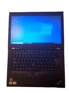 A/B Grade LENOVO ThinkPad T420S i7-2640M 4GB RAM 160GB SSD NVIDIA WAN 3G LAPTOP