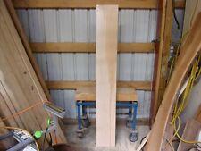 """1 Pc Hard Maple Lumber Wood Kiln Dried Board 72 1/4""""X 10 7/16 """"X 1 1/16"""" Lot 6Bb"""